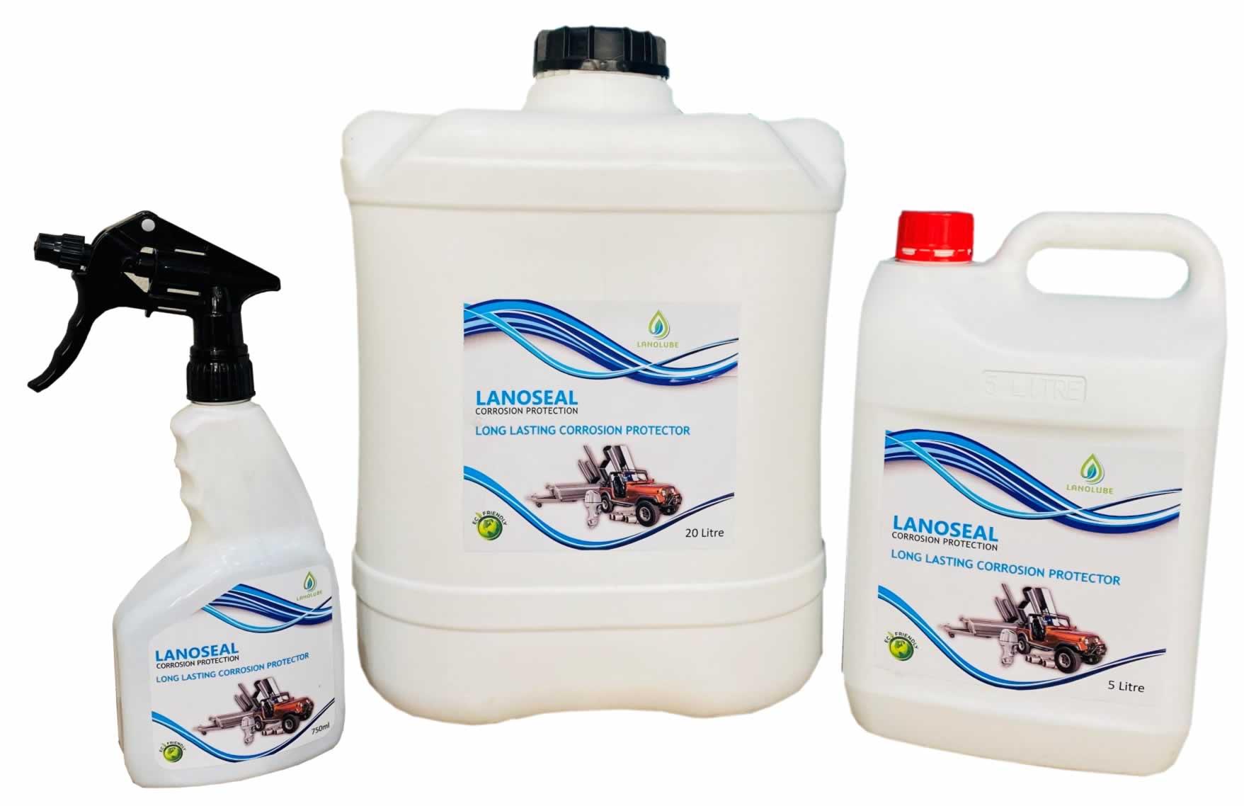 Lanolin Corrosion Protector